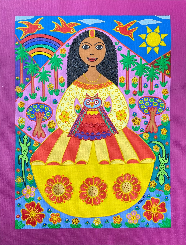 Loveland by Nancy Reyes art