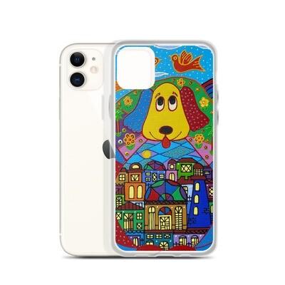 City Dog iPhone Case