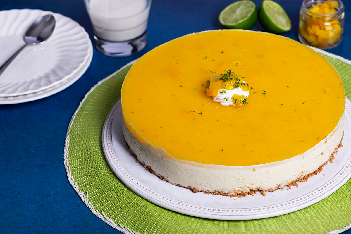 Cheesecake Tango