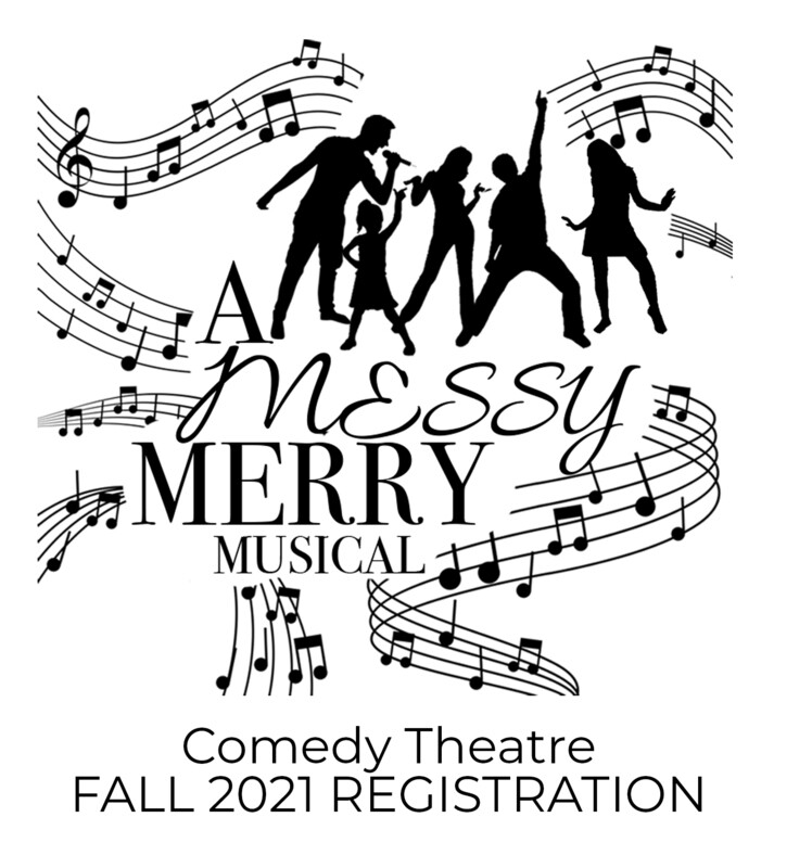 Actin' Up: Comedy Theatre Fall Session Registration