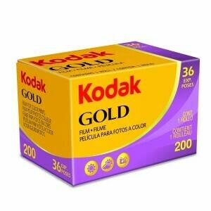 Kodak Gold 200 36 opname