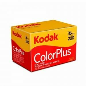 Kodak Color Plus 200 36 opname