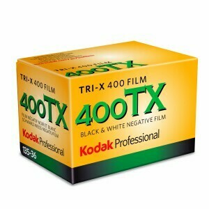 Kodak 400 TX 135/36