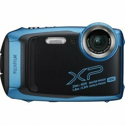 Fujifilm XP140 Blauw