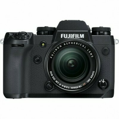 Fujifilm X-H1 + 18-55mm