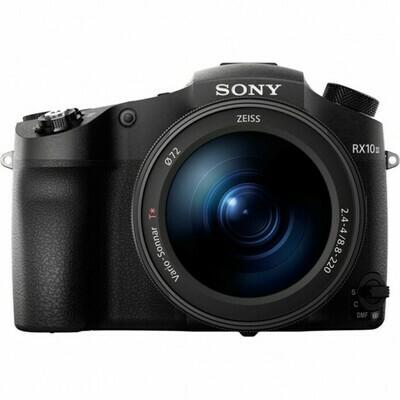 Sony Cybershot DSC-RX10 mark iii