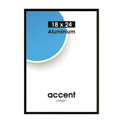Nielsen Accent zwart aluminium