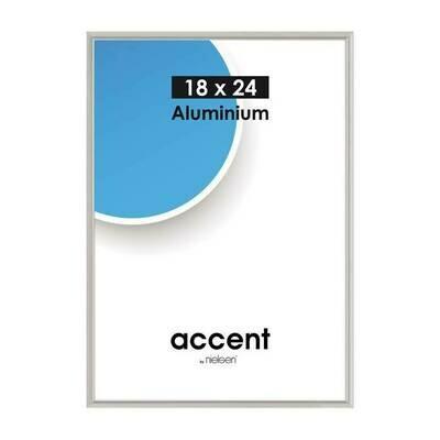 Nielsen Accent zilver aluminium