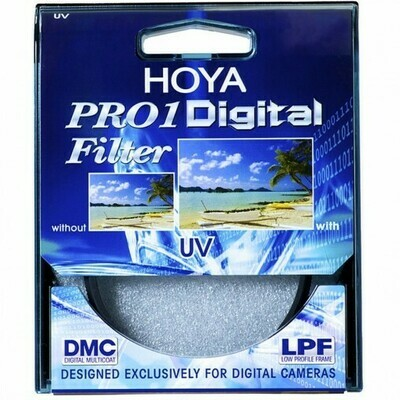 Hoya Pro 1 Digital UV filter 62mm