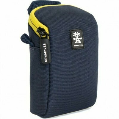 Crumpler Drewbob camera puch 100 black navy lime