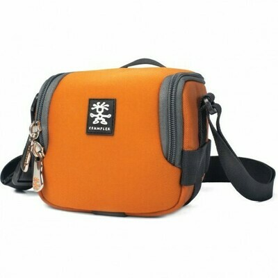 Crumpler Base Layer Camera Cube XS orange