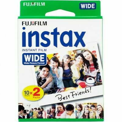 Fujifilm Instax Wide 2 pak