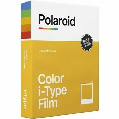 Polaroid Originals Color instant film for i type