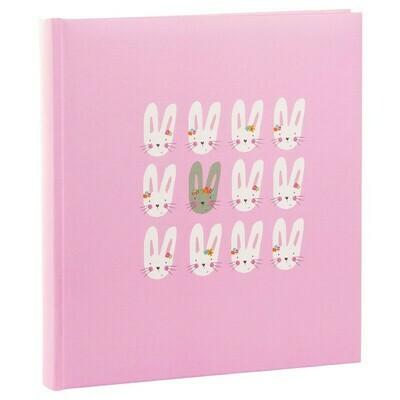Goldbuch fotoalbum Cute Bunnies roze