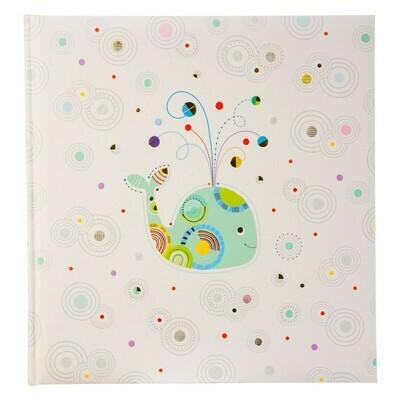 Goldbuch fotoalbum Whale Serenity baby