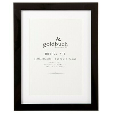 Goldbuch Modern Art fotolijst 15x20 black