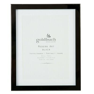 Goldbuch Modern Art fotolijst 10x15 black