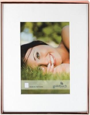 Goldbuch Fine fotolijst 13x18 koper