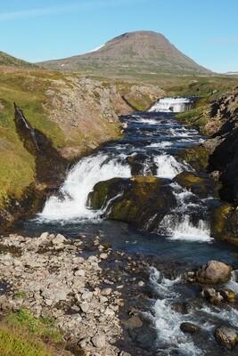 IJsland waterval 2