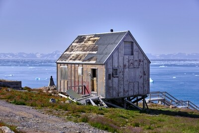 Groenland cottage
