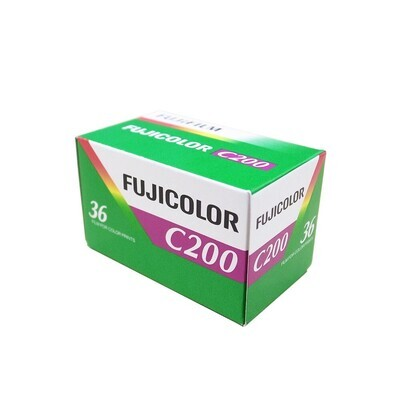 Fujifilm C200 36exp