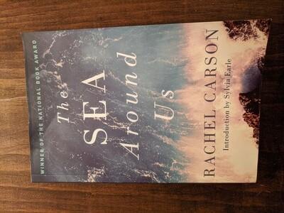 The Sea Around Us (Rachel Carson) book