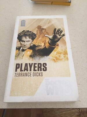 Players by Terrance Dicks (Book)