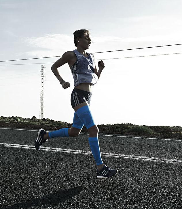 Bauerfeind Sport Calf/Thigh/Arm Compression Sleeves