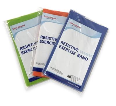 Sanctband Resistive Exercise Bands