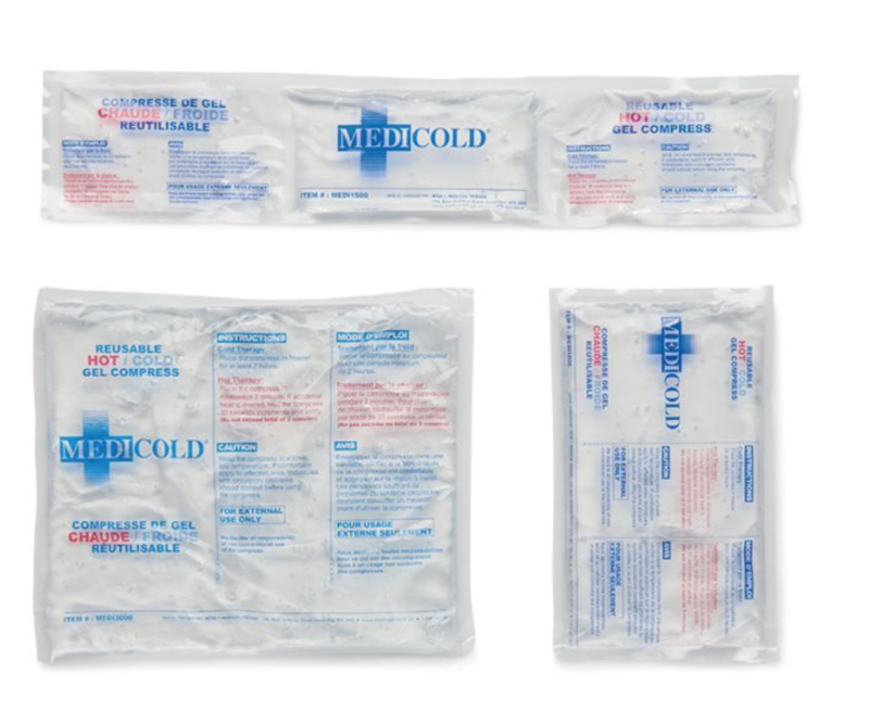 MediCold Hot/Cold Packs