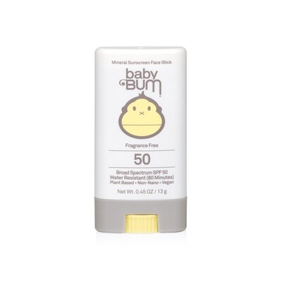 Baby Bum SPF 50 Face Stick