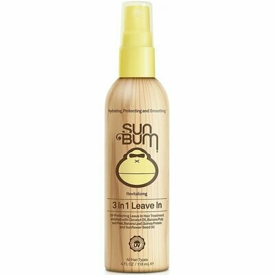 Sun Bum 3 In 1leave In Conditioner