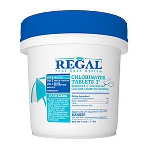 Regal 25# Chlorine Tablets