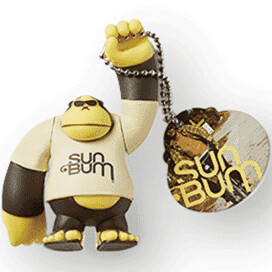 Sun Bum Key Chain