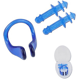 Ear Plugs/ Nose Plug Combo