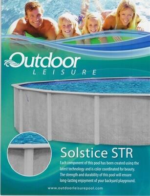 24' Pool Kit - Solstice