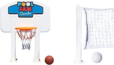 Aboveground Volleyball / Basketball Combo