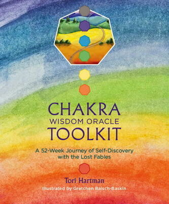 Chakra Wisdom Oracle Tool Kit