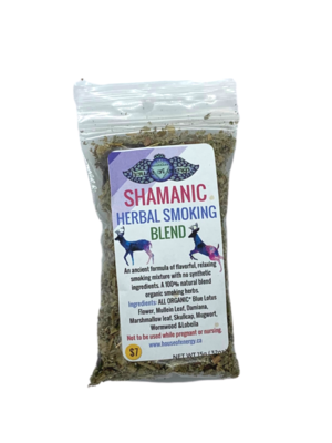 Shamanic Herbal Smoking Blend