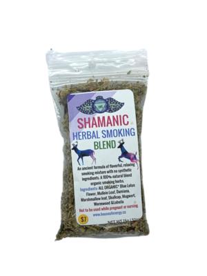 Shamanic Herbal Smoking Blend