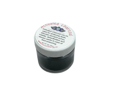 Activated Charcoal (30g)
