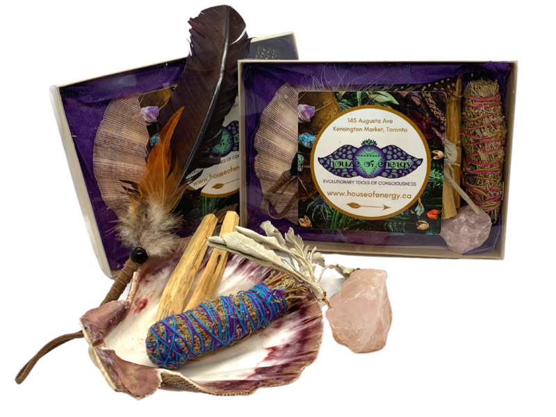 Native American Smudging Kit
