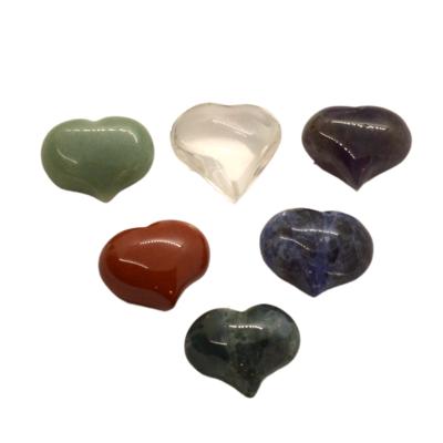 Crystal Heart Shapes