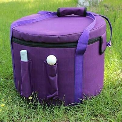"Crystal Singing Bowl Carry Bag 12"""
