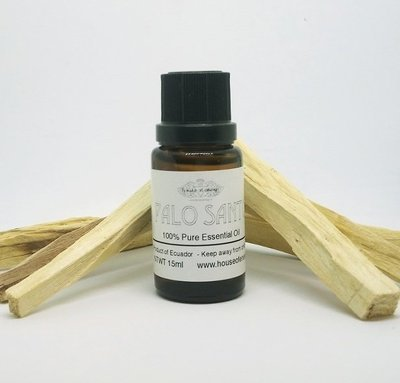 Soulstainable Palo Santo Pure Essential Oil