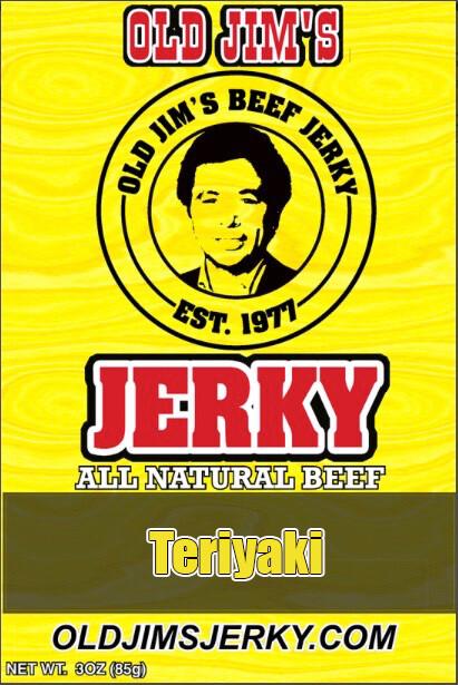 Teriaki Jerky