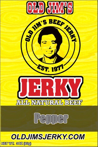 Pepper Jerky