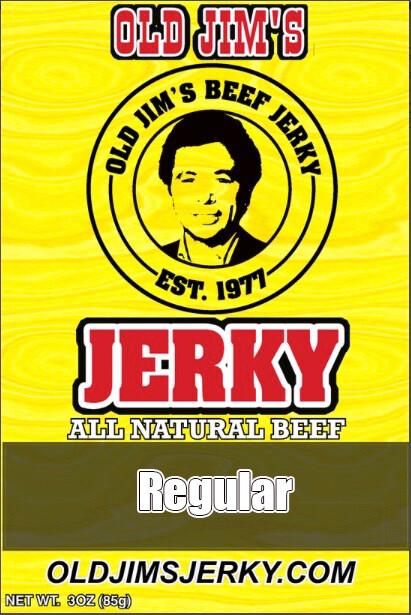 Regular Jerky