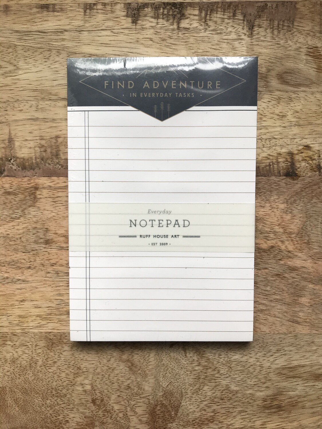Find Adventure Notepad