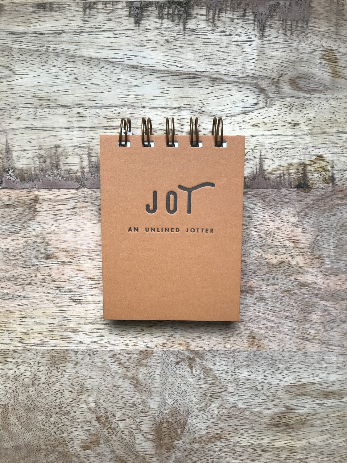 Jot Pocket Journal